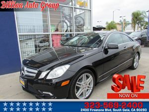View 2010 Mercedes-Benz E 550