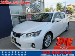 View 2013 Lexus CT 200h