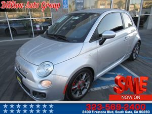 View 2012 FIAT 500