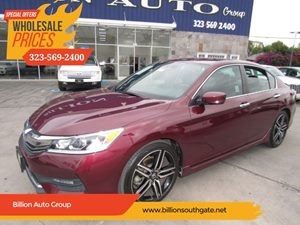 View 2017 Honda Accord Sedan