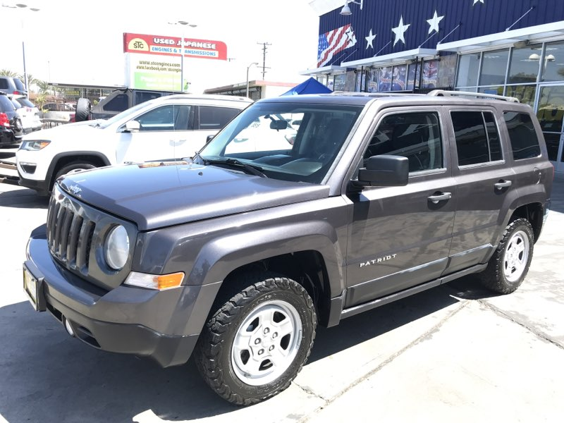 2014 Jeep Patriot Sport SUV 4D