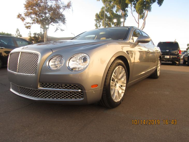 2014 Bentley Flying Spur W12 Sedan 4D
