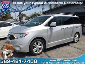 View 2011 Nissan Quest