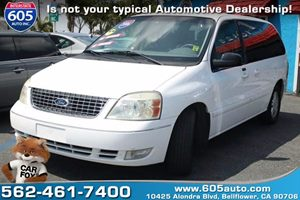 View 2006 Ford Freestar Wagon