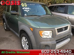 View 2005 Honda Element