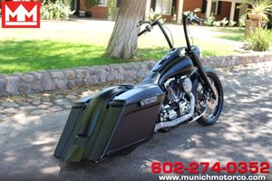 View 2002 Harely-Davidson Road King Custom Screaming Eagle 113