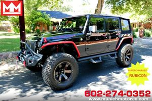 View 2014 Jeep Wrangler Unlimited Supercharged