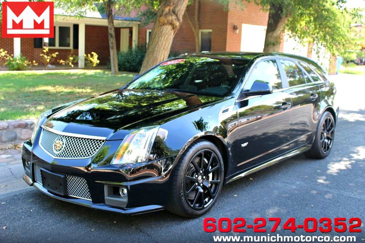 Used 2012 Cadillac Cts V Wagon In Phoenix