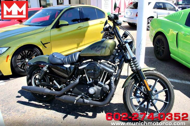 Used 2016 Harley Davidson 883i Iron In Phoenix