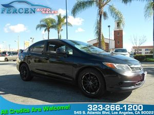 View 2012 Honda Civic Sdn