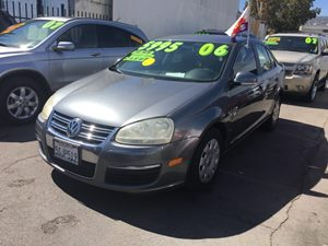 View 2006 Volkswagen Jetta Sedan