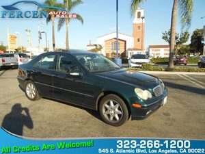 View 2002 Mercedes-Benz C320