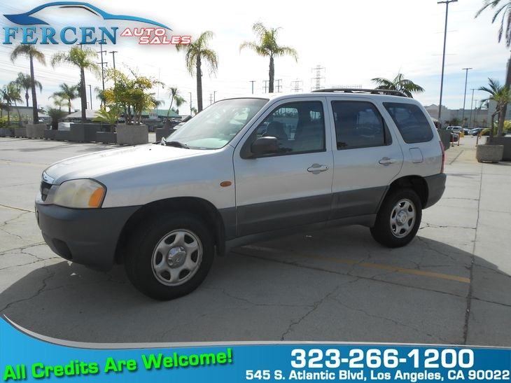 Used Mazda Tribute DX In East Los Angeles - Mazda dealerships los angeles