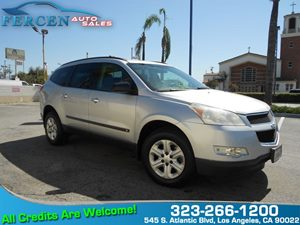 View 2009 Chevrolet Traverse