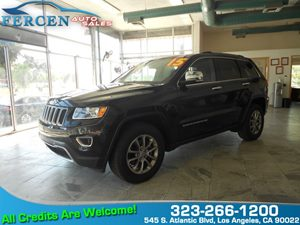 View 2015 Jeep Grand Cherokee