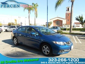 View 2014 Honda Civic Sedan