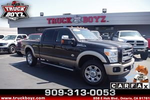 View 2013 Ford Super Duty F-250 SRW