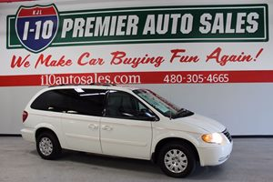 View 2007 Chrysler Town & Country LWB