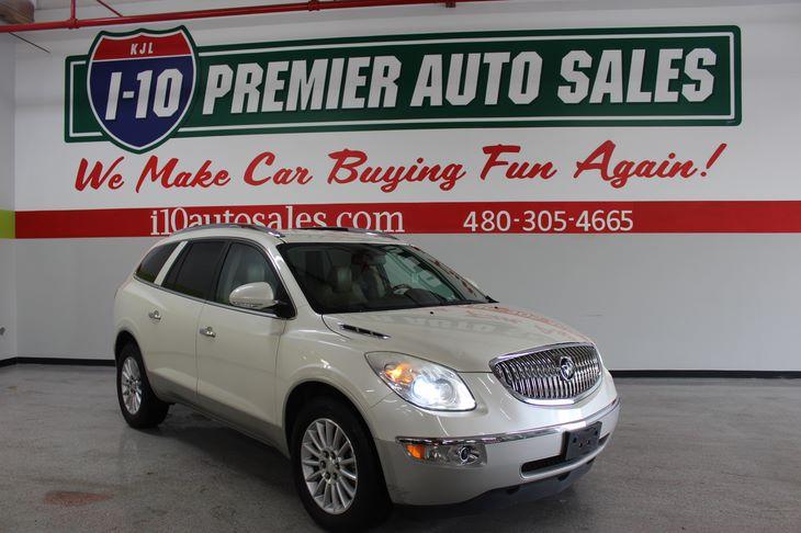 2010 Buick Enclave For Sale >> Sold 2010 Buick Enclave Cxl W 1xl In Phoenix