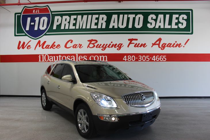 Sold Buick Enclave CXL In Phoenix - Buick enclave invoice price