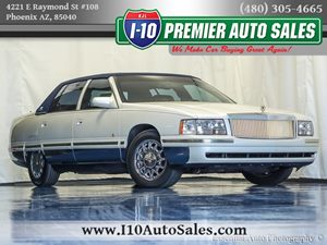View 1998 Cadillac DeVille