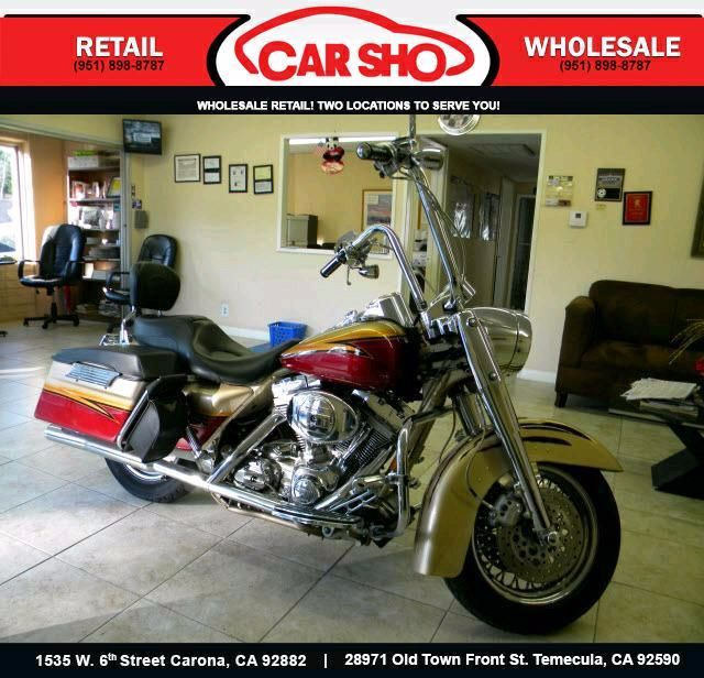 2003 Harley Davidson Roadking/Screaming Eagle