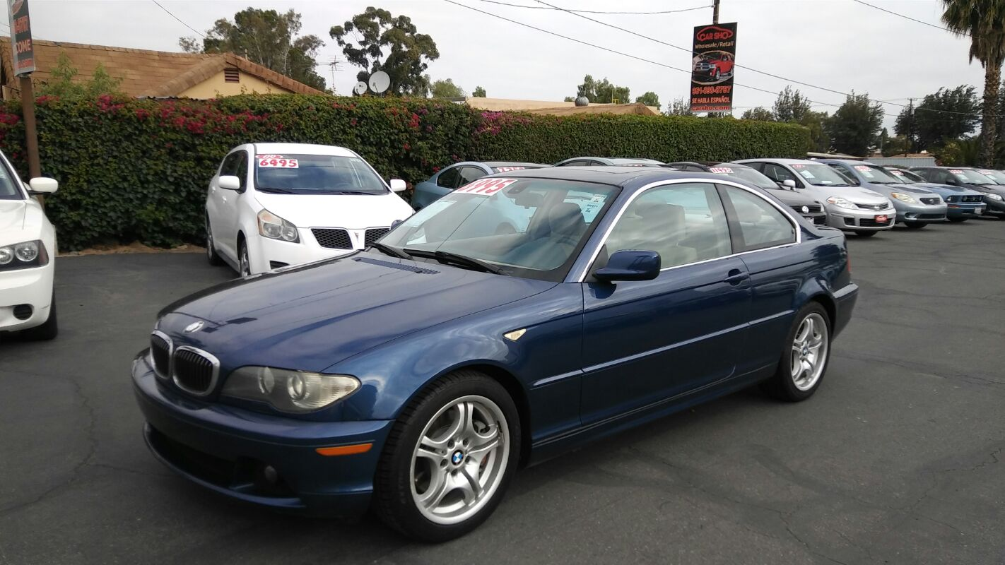 Sold BMW Series Ci In Corona - 2004 bmw price