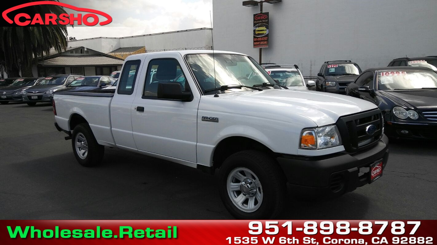 Sold 2011 Ford Ranger Xl In Corona Featured