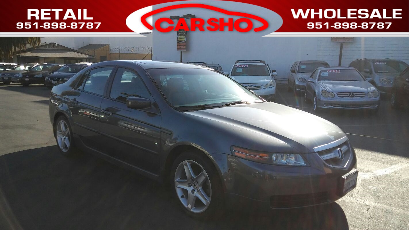Sold Acura TL WNavigation In Corona - 2005 acura tl navigation update