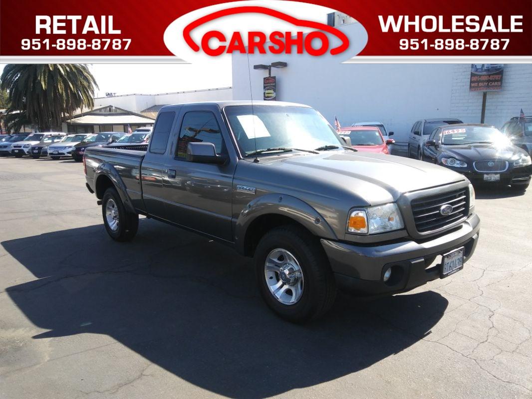 Sold 2008 Ford Ranger Sport in Corona
