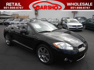 View 2008 Mitsubishi Eclipse convertible