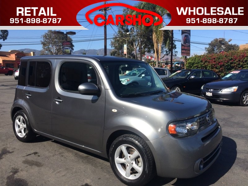 Sold 2010 Nissan Cube 18 S In Corona