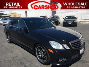 View 2010 Mercedes-Benz E 350