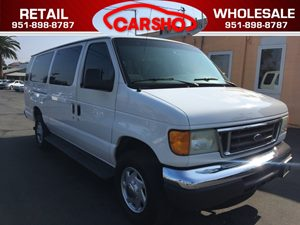 View 2006 Ford Econoline Wagon