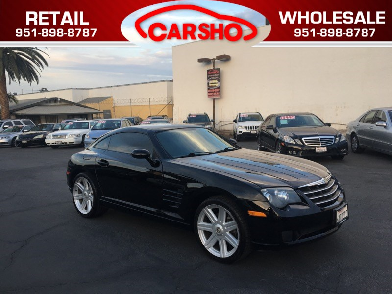 Used 2006 Chrysler Crossfire In Corona
