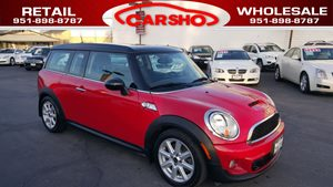 View 2012 MINI Cooper Clubman