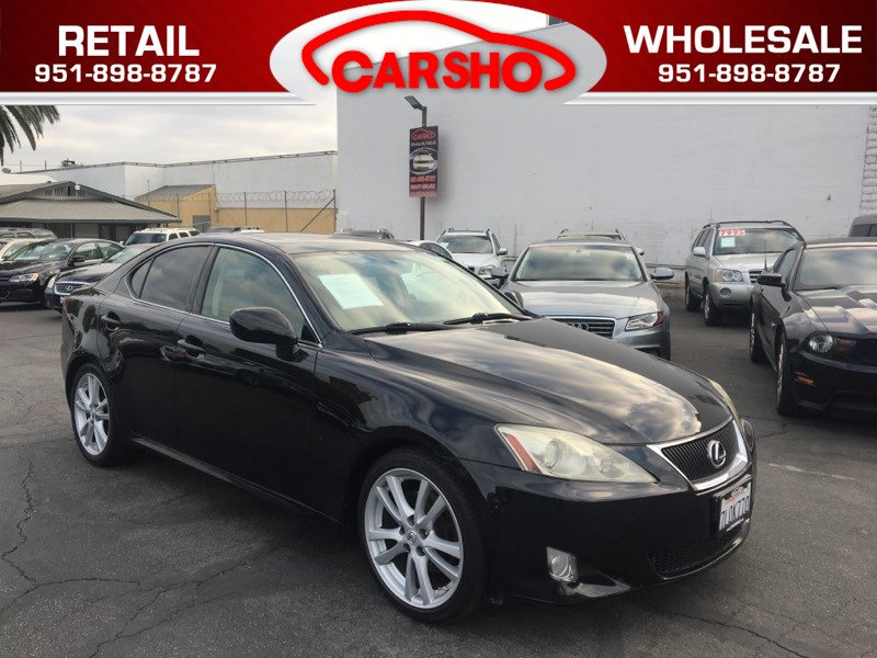 2006 Lexus IS 250 Sport Sedan