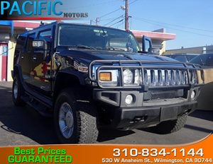 View 2004 HUMMER H2