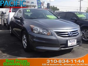 View 2011 Honda Accord Sdn