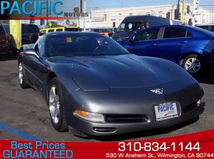 View 2003 Chevrolet Corvette