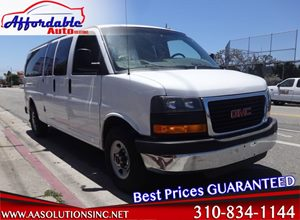 View 2013 GMC Savana Passenger
