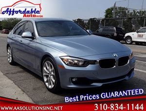 View 2015 BMW 3 Series