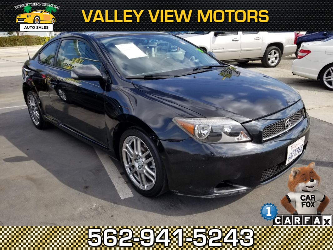 Scion scion tc horsepower : Used 2007 Scion tC Spec in Whittier