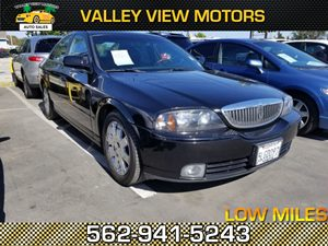 View 2005 Lincoln LS