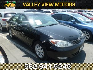 View 2004 Toyota Camry
