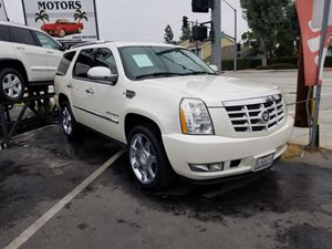View 2007 Cadillac Escalade