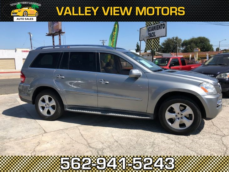 2010 Mercedes-Benz GL 450 AWD, Leather, Dual DVD, Navi, Backup Cam, 3rd Row*