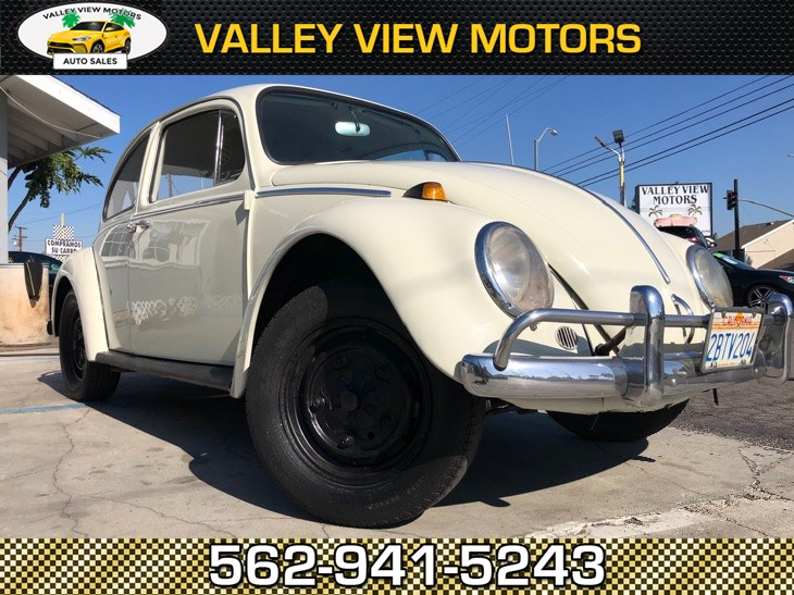1966 Volkswagen Beetle , 85k Miles, Leather