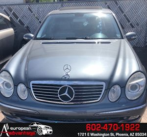 View 2006 Mercedes-Benz E350