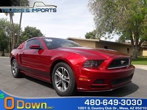 View 2014 Ford Mustang